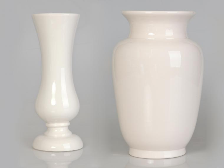 Decorar jarrones fabulous estos jarrones cermicos estn for Jarrones decorativos grandes