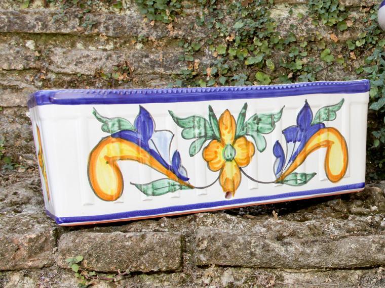Jardineras ceramica hispania qualitas - Jardineras de ceramica ...