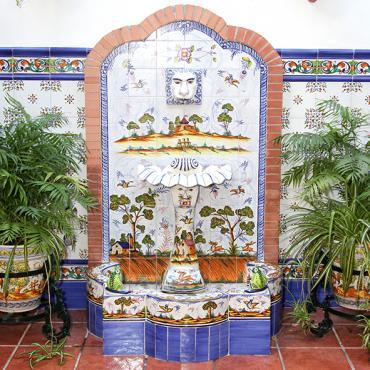 Fountains Ceramica Hispania Qualitas
